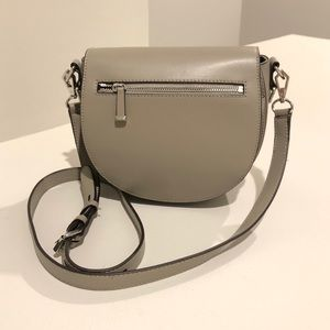 Rebecca Minkoff Astor leather saddle bag/crossbody